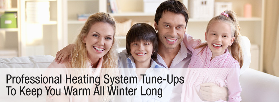 Stay Warm This Winter With Our Expert Home Heating Installations, Repairs & Tune-Ups