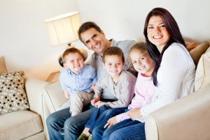 Happy Family in Queens, NY